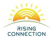 Rising Connection Logo