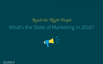 Web Stats Wednesday – What's the State of Marketing in 2016?
