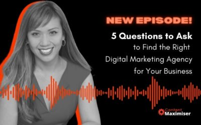 5 Questions to Ask to Find the Right Digital Marketing Agency for Your Business