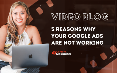 5 Reasons Why Your Google Ads Are Not Working For Your Dental Website